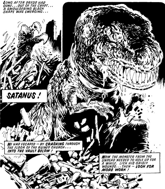 Satanus cursed earth 1