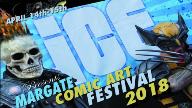 Margate Comic Con
