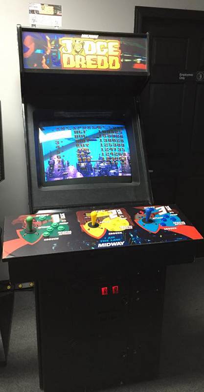 Midway Dredd 2