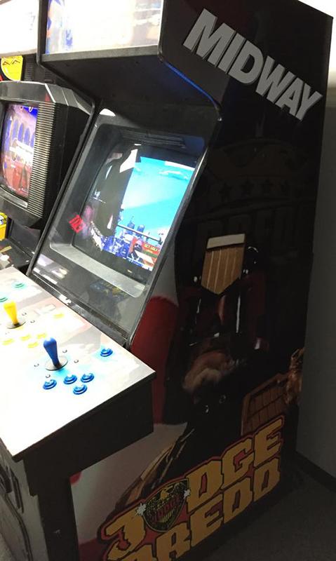 Midway Dredd 3