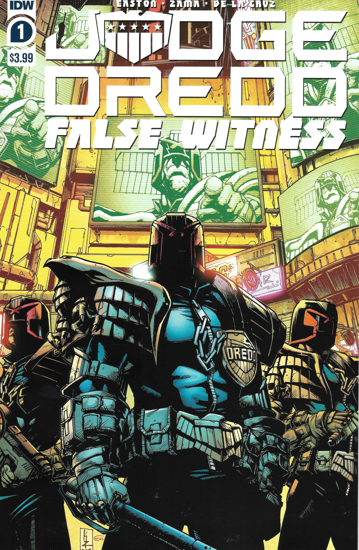 JD False Witness Cover