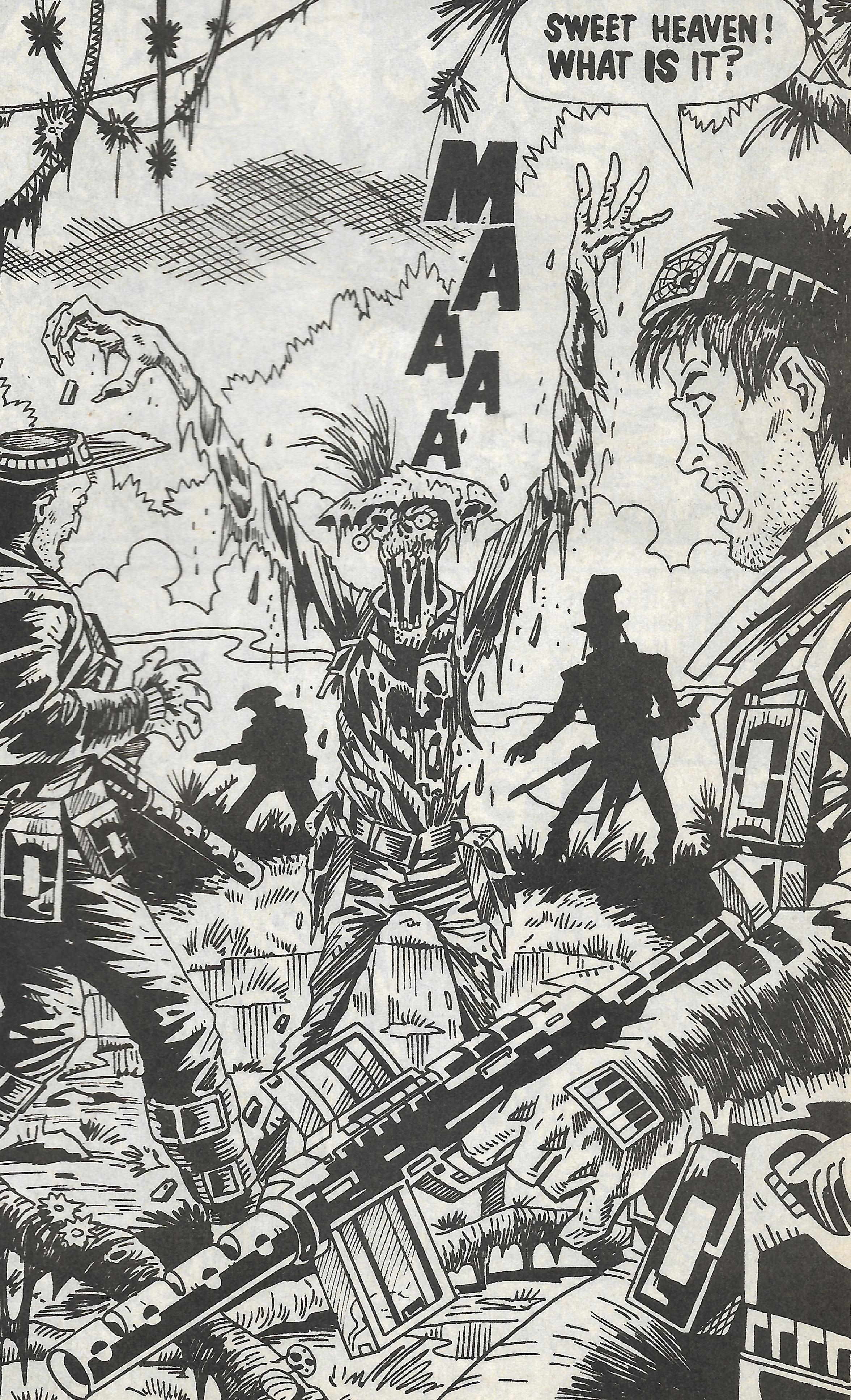 War Zombie