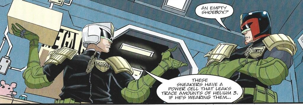 Cadet Dredd