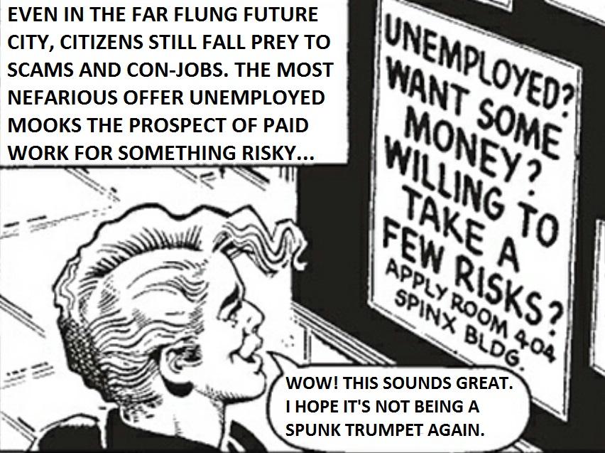 DS185- Risky Business
